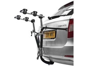PERUZZO CRUISING 2 BIKE TOWBALL FITTING RACK