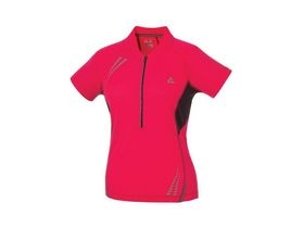 DARE2B Afterglow Flow Pink Womens Jersey