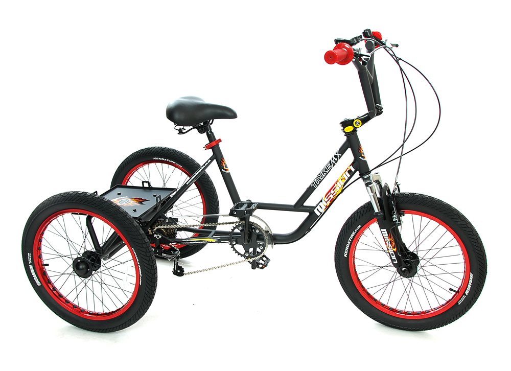 """MISSION 20"""" BMX Trike :: £649.99 :: TRIKES (Electric and ..."""