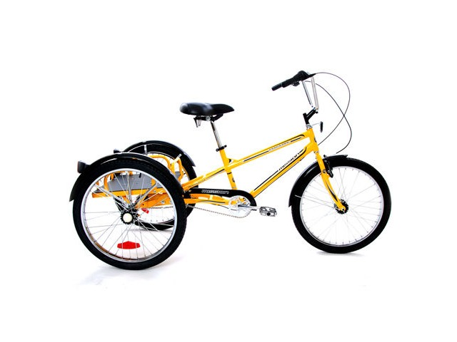 MISSION Industrial Trike :: £694.99 :: TRIKES (Electric and Ordinary ...
